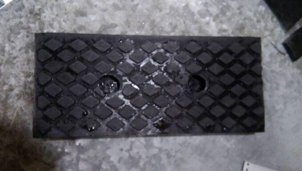 砖机橡胶附件
